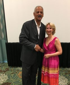 Stedman Graham - Photo with Sue